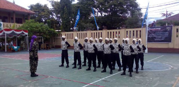 The Flutter Games Sambut Planet SMAN 2 Cianjur